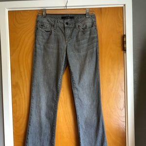 Joe Jeans Honey fit grey size 27